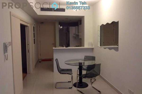 For Sale Condominium at Solaris Dutamas, Dutamas Freehold Fully Furnished 1R/1B 780k