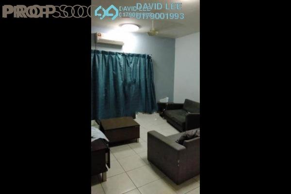 For Rent Condominium at Cova Villa, Kota Damansara Leasehold Fully Furnished 3R/2B 1.95k