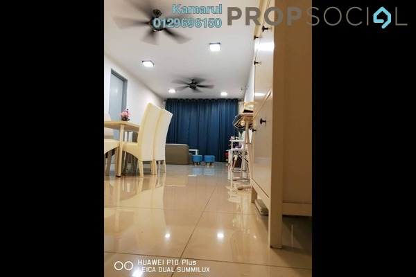 For Sale Condominium at Suasana Lumayan, Bandar Sri Permaisuri Freehold Semi Furnished 4R/2B 485k