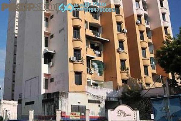 For Sale Apartment at Desa Bistari, Batu Uban Freehold Semi Furnished 3R/2B 250k