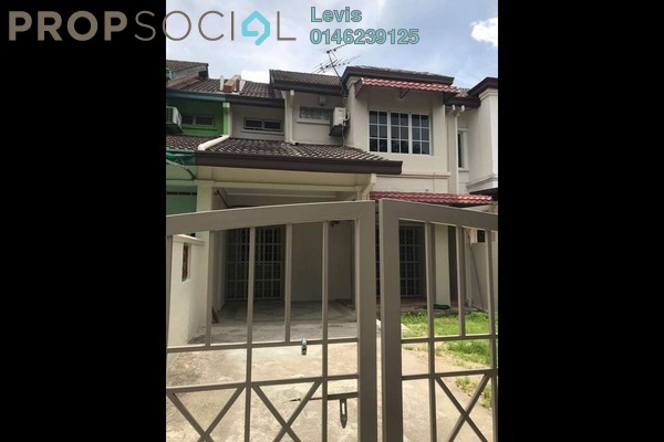 For Rent Terrace at Suadamai, Bandar Tun Hussein Onn Freehold Semi Furnished 4R/3B 1.5k