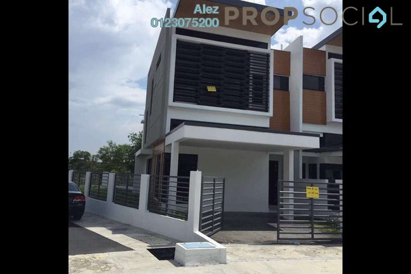 For Rent Terrace at TTDI Grove, Kajang Freehold Unfurnished 4R/4B 2k