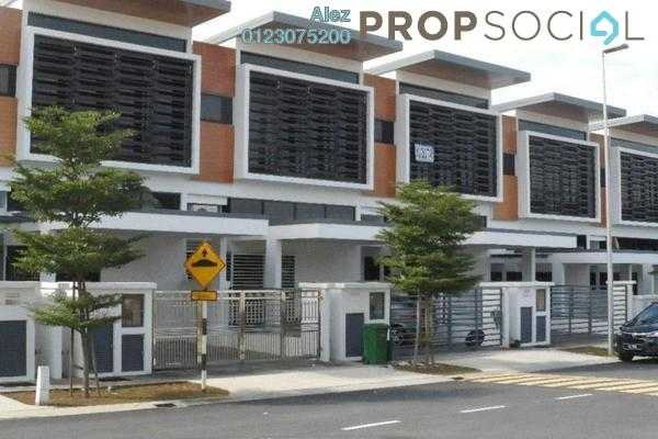 For Sale Terrace at TTDI Grove, Kajang Freehold Unfurnished 4R/4B 960k