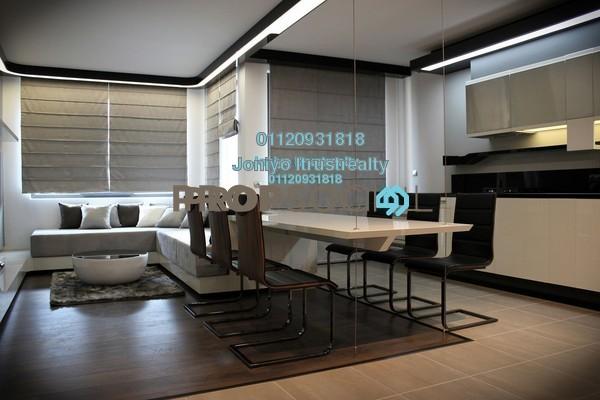 For Sale Condominium at The Potpourri, Ara Damansara Freehold Semi Furnished 3R/2B 620k