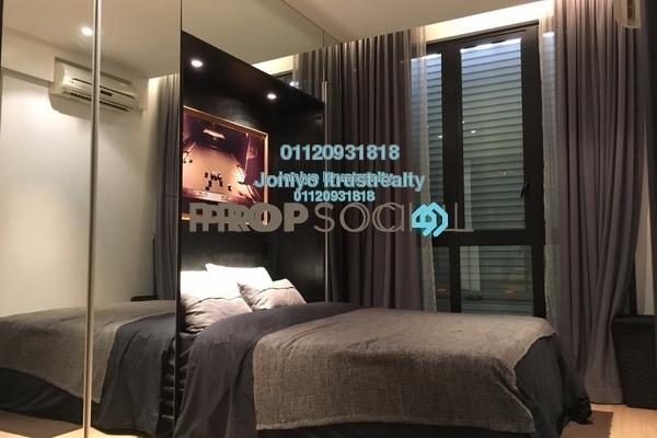 For Sale Condominium at H2O Residences, Ara Damansara Freehold Semi Furnished 1R/1B 389k
