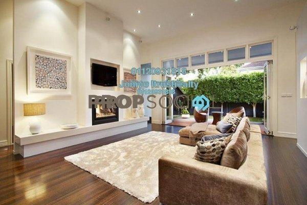 For Sale Condominium at Hijauan Saujana, Saujana Freehold Semi Furnished 3R/2B 580k