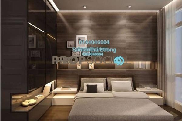 For Sale Condominium at H2O Residences, Ara Damansara Freehold Semi Furnished 3R/2B 600k