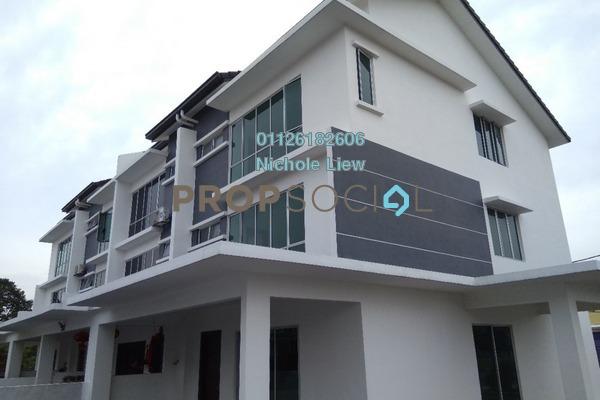 For Sale Link at Taman Sejati 5, Klang Freehold Unfurnished 5R/5B 738k