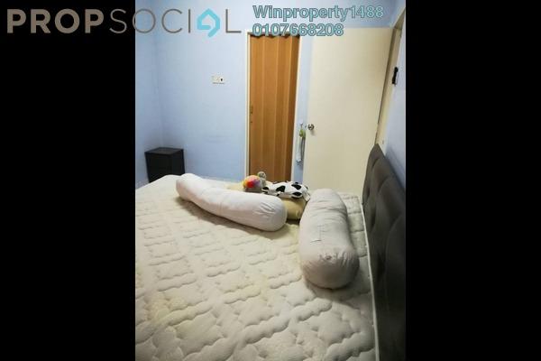 For Rent Apartment at Vista Lavender, Bandar Kinrara Freehold Fully Furnished 3R/2B 1.1k