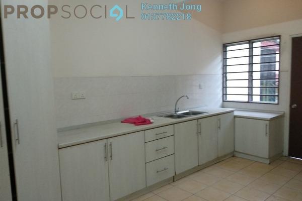 For Rent Terrace at Sunway Kayangan, Shah Alam Freehold Semi Furnished 4R/3B 1.05k