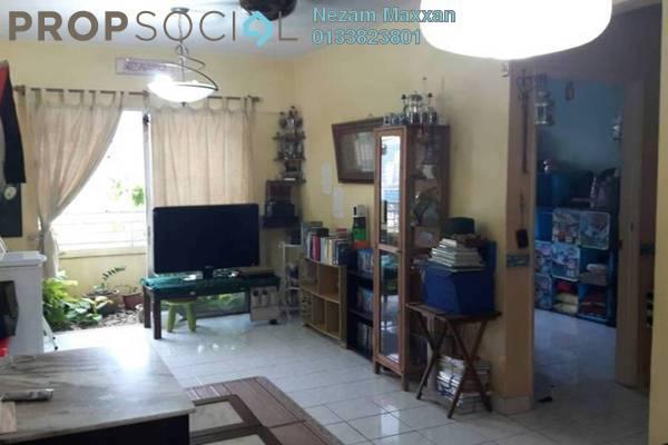 For Sale Condominium at Idaman Sutera, Setapak Freehold Semi Furnished 3R/2B 260k