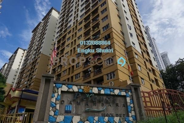 For Sale Apartment at Pelangi Damansara Sentral, Mutiara Damansara Freehold Unfurnished 3R/2B 305k