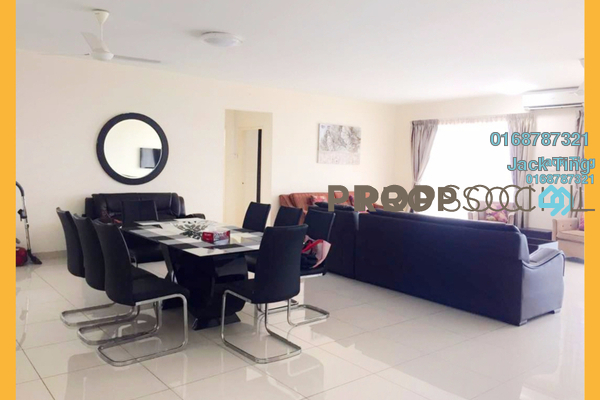 For Sale Condominium at Platinum Hill PV2, Setapak Freehold Fully Furnished 6R/4B 1.45m