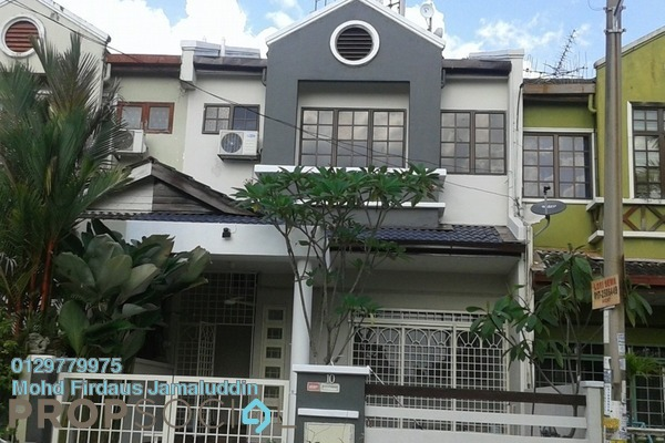 For Rent Terrace at Taman Setiawangsa, Setiawangsa Freehold Semi Furnished 4R/3B 2.8k