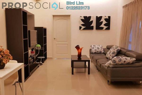 For Rent Condominium at Windsor Tower, Sri Hartamas Freehold Fully Furnished 0R/1B 2.48k