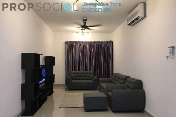 For Rent Condominium at Pearl Suria, Old Klang Road Freehold Fully Furnished 2R/2B 3.1k