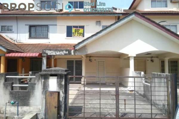 For Sale Terrace at Taman Desa Karunmas, Balakong Freehold Unfurnished 5R/3B 428k