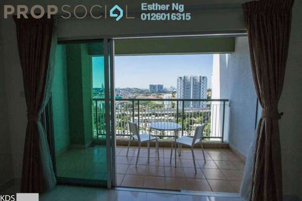 For Rent Condominium at Kiara Designer Suites, Mont Kiara Freehold Fully Furnished 3R/2B 2.9k
