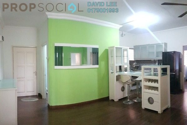 For Rent Condominium at Bayu Puteri, Tropicana Freehold Fully Furnished 4R/2B 1.6k