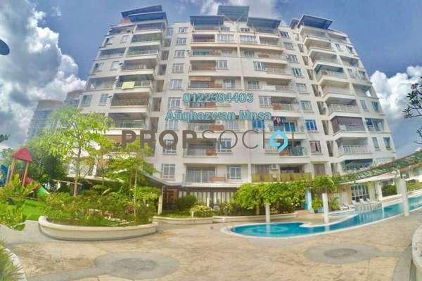 For Sale Condominium at Desa Villas, Wangsa Maju Freehold Semi Furnished 4R/2B 660k