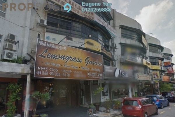 For Sale Shop at Desa Sri Hartamas, Sri Hartamas Freehold Semi Furnished 0R/0B 4.5m