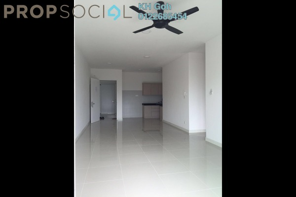 For Sale Condominium at Scenaria, Segambut Freehold Semi Furnished 3R/2B 655k