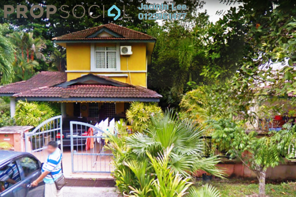 For Sale Bungalow at Taman Tasik Semenyih, Semenyih Freehold Semi Furnished 3R/2B 510k