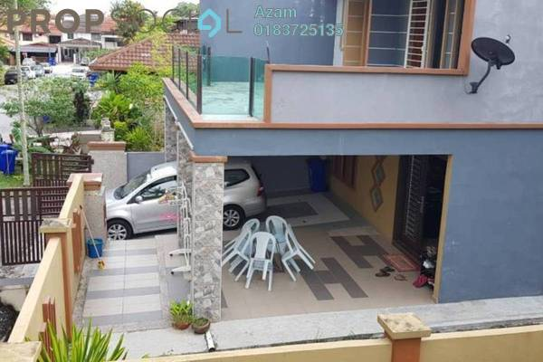 For Sale Terrace at Section 8, Shah Alam Freehold Semi Furnished 5R/3B 699k