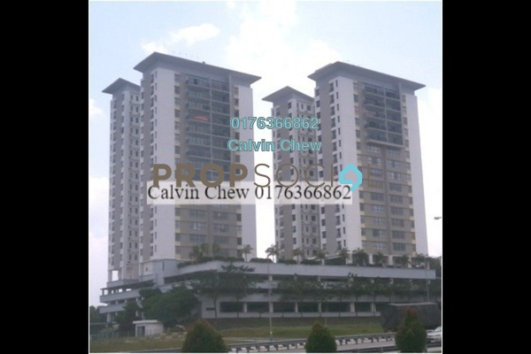For Sale Condominium at Andana @ D'Alpinia, Puchong Freehold Unfurnished 3R/3B 486k