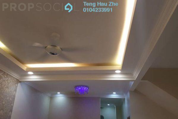For Sale Terrace at Bandar Puncak Alam, Kuala Selangor Freehold Fully Furnished 4R/3B 500k