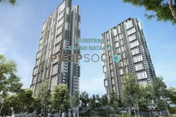 For Sale Serviced Residence at Verdi Eco-dominiums, Cyberjaya Freehold Fully Furnished 1R/1B 460k