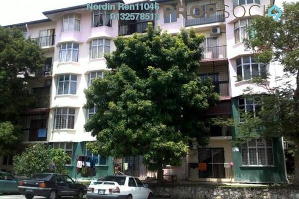 For Sale Apartment at Taman Putra Perdana, Puchong Leasehold Unfurnished 3R/2B 185k