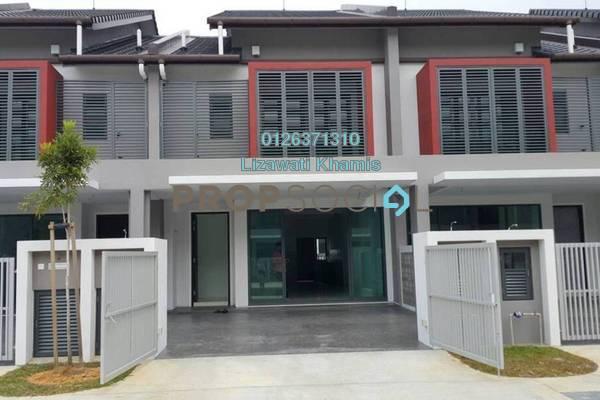 For Sale Terrace at Nahara, Bandar Bukit Raja Freehold Unfurnished 4R/3B 685k