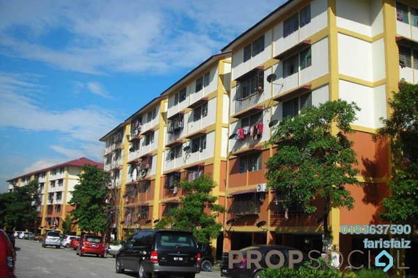 For Rent Apartment at Gugusan Semarak, Kota Damansara Freehold Unfurnished 3R/2B 850translationmissing:en.pricing.unit
