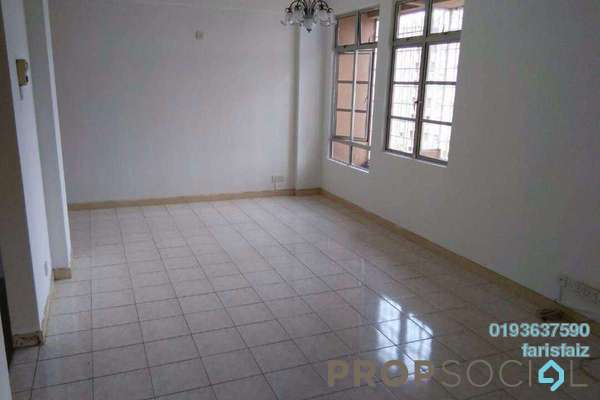 For Rent Condominium at Elaeis 1, Bukit Jelutong Freehold Unfurnished 3R/2B 1.3k