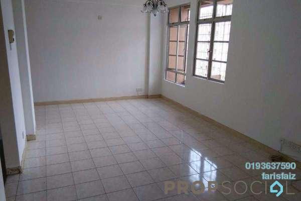 For Rent Condominium at Elaeis 1, Bukit Jelutong Freehold Unfurnished 3R/2B 1.3k