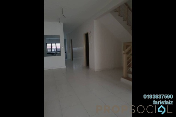 For Rent Terrace at Clover Park, Denai Alam Freehold Unfurnished 4R/4B 1.7k