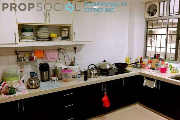 For Sale Condominium at Seri Puri, Kepong Freehold Semi Furnished 3R/2B 440k