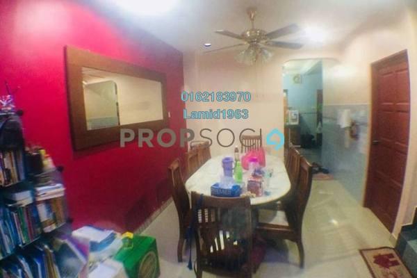 For Sale Terrace at Taman Nirwana, Ampang Freehold Semi Furnished 5R/3B 708k
