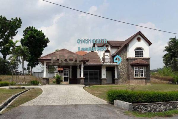 For Sale Bungalow at Bandar Saujana Utama, Sungai Buloh Leasehold Semi Furnished 5R/3B 1.05m