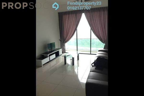 For Rent Condominium at USJ One Park, UEP Subang Jaya Freehold Fully Furnished 3R/2B 1.85k