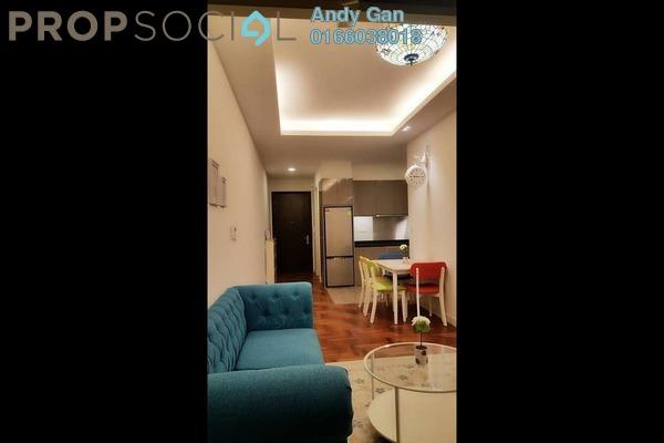 For Rent Serviced Residence at Residency V, Old Klang Road Freehold Fully Furnished 2R/2B 2.35k