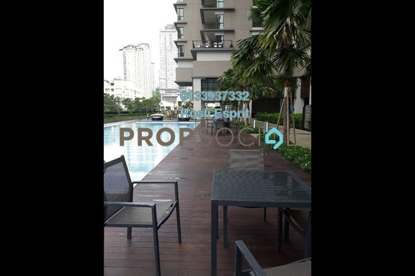 For Sale Condominium at Residensi 22, Mont Kiara Freehold Semi Furnished 3R/4B 1.54m