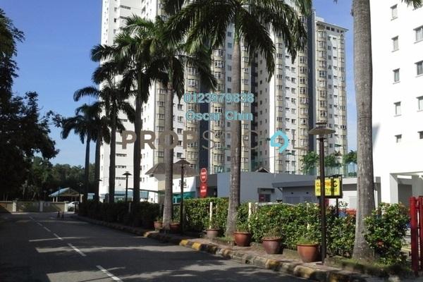 For Rent Condominium at Endah Regal, Sri Petaling Freehold Semi Furnished 3R/2B 1.8k