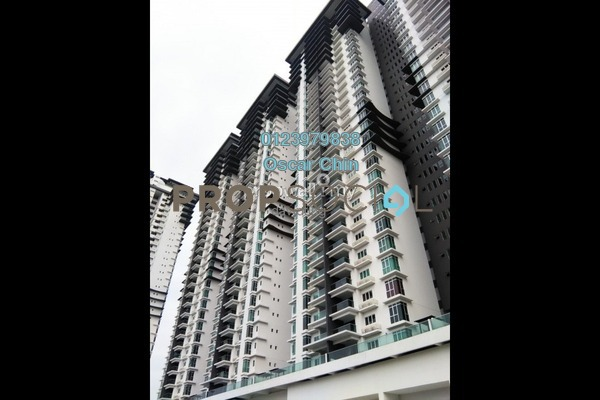 For Rent Condominium at Kiara Residence 2, Bukit Jalil Freehold Semi Furnished 4R/3B 2.2k