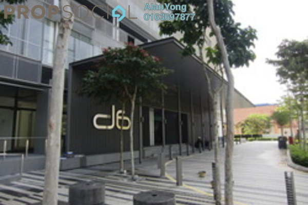 For Rent Office at d6, Sentul Freehold Semi Furnished 0R/0B 5.2k