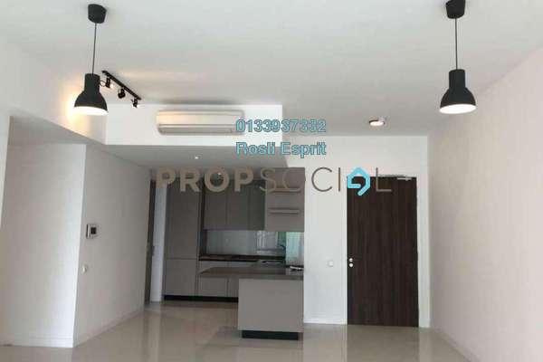 For Rent Condominium at Residensi 22, Mont Kiara Freehold Semi Furnished 3R/3B 6.5k