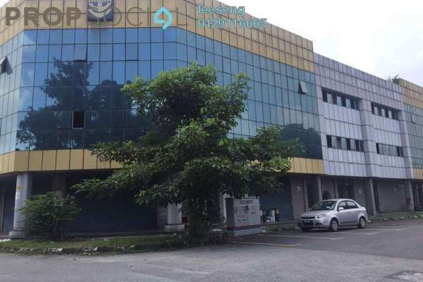 For Sale Shop at Taman Eng Ann, Klang Freehold Unfurnished 0R/6B 1m