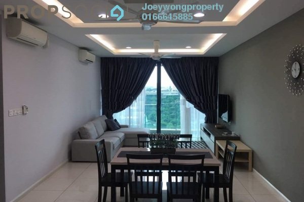 For Rent Condominium at LaCosta, Bandar Sunway Freehold Fully Furnished 3R/3B 4.5k