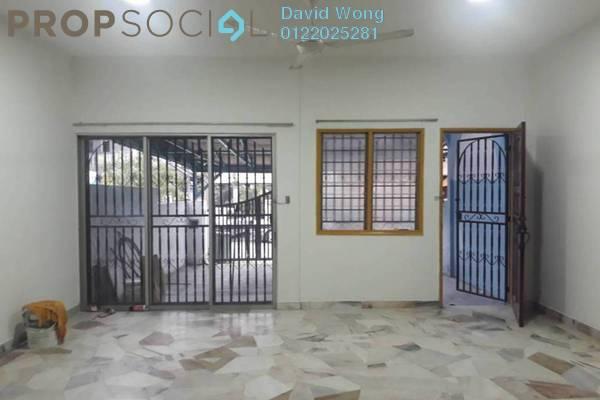 For Rent Terrace at Taman Koperasi Cuepacs, Bandar Sungai Long Freehold Semi Furnished 4R/3B 1.3k